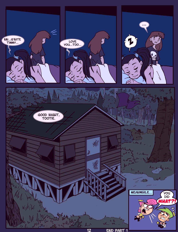 Camp sherwood porn comic picture 12