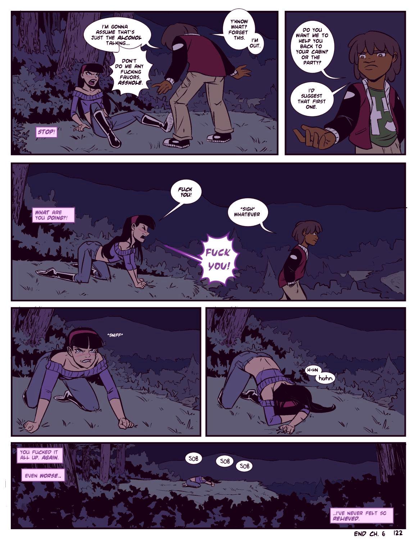 Camp sherwood porn comic picture 122