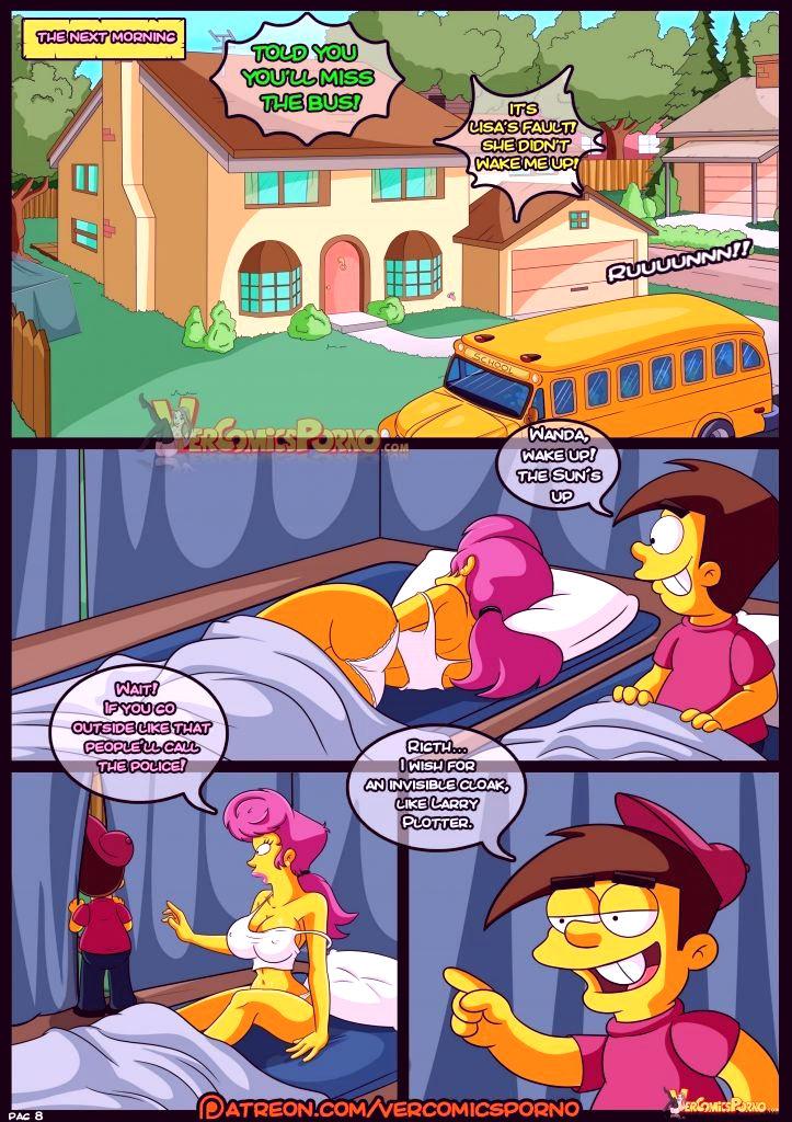 Milfs catchers ii porn comic picture 15
