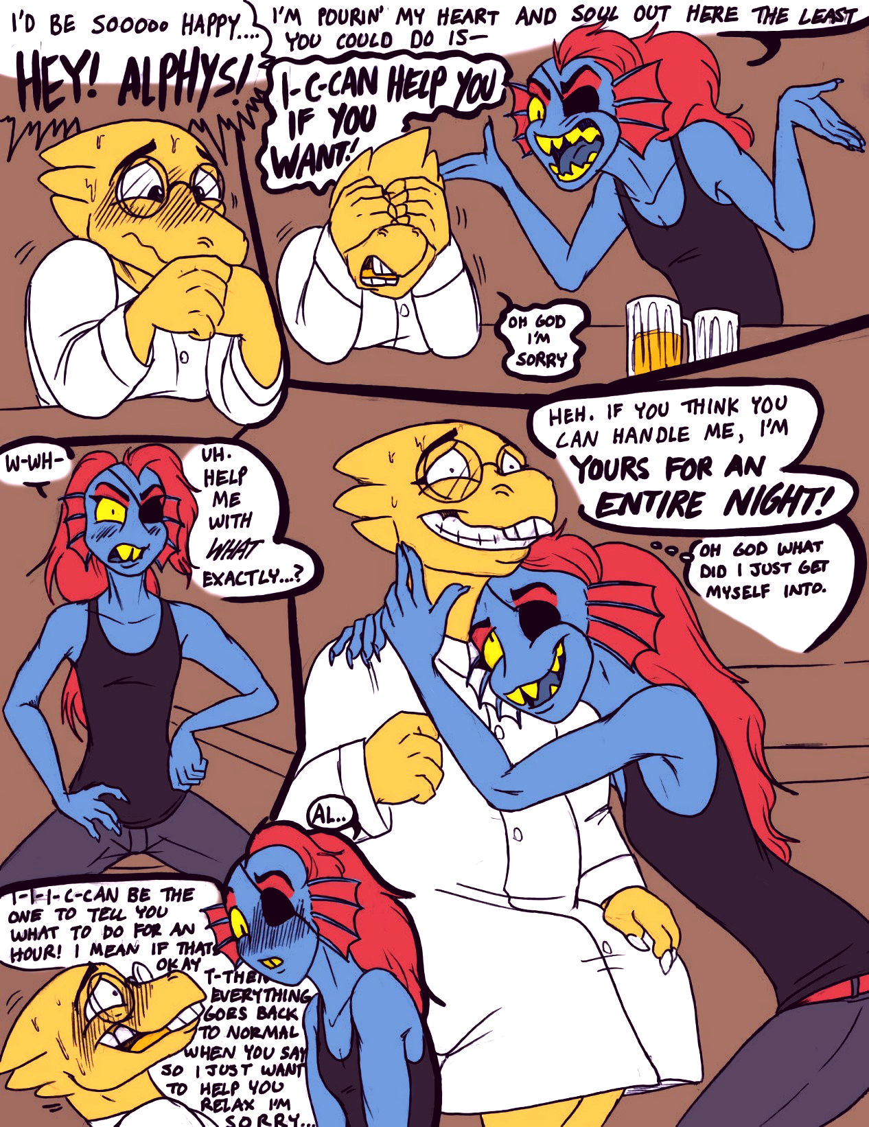Role play 1 porn comic picture 2