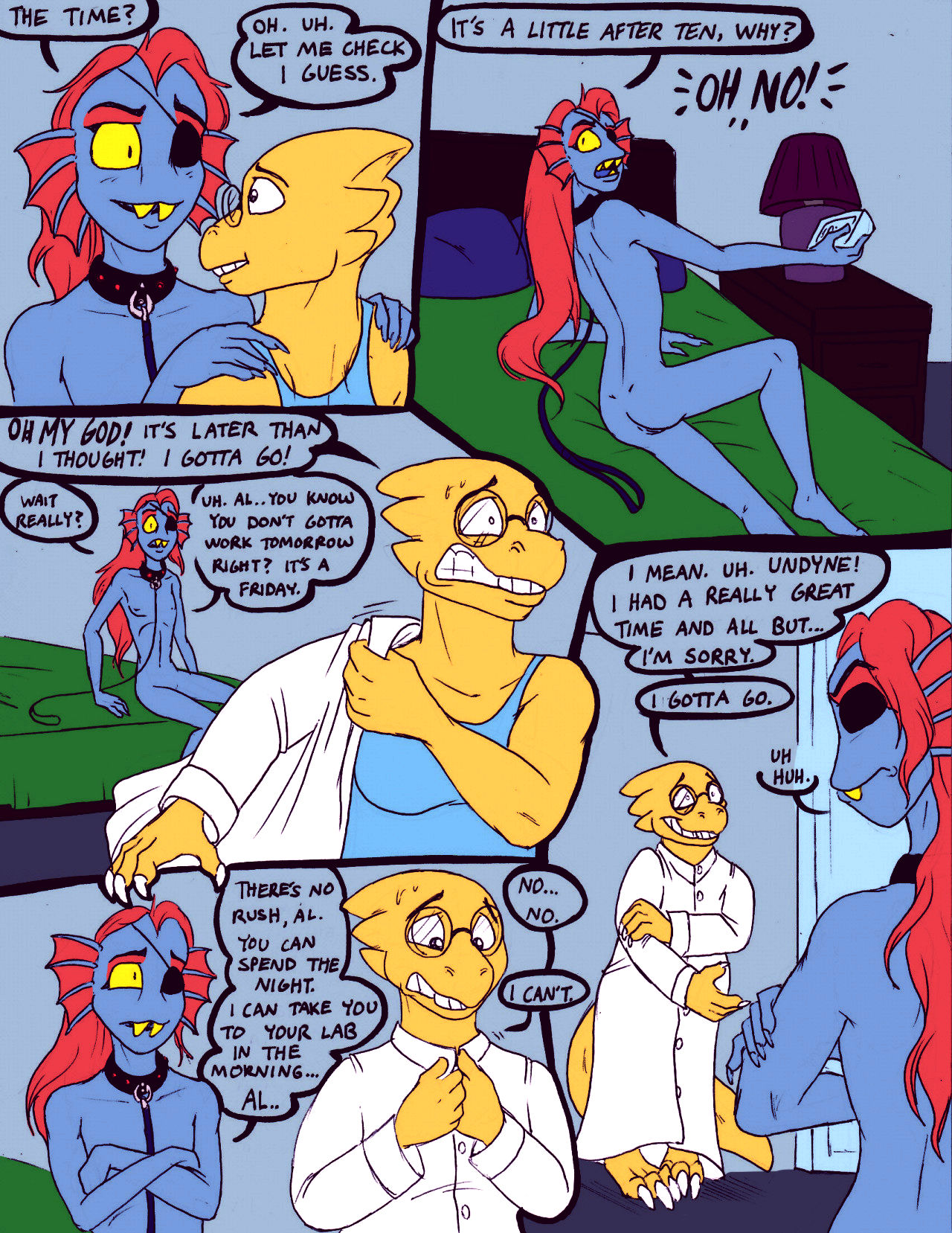 Role play 1 porn comic picture 20