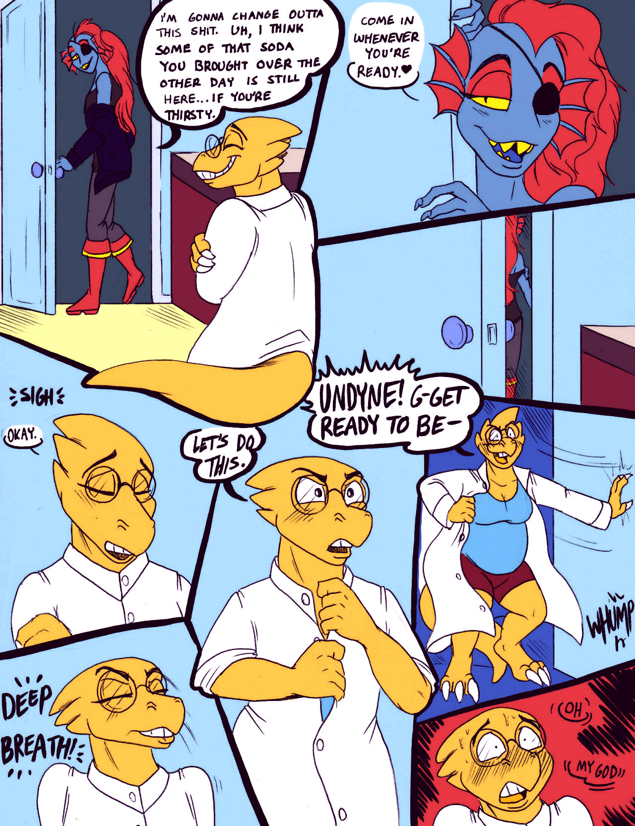 Role play 1 porn comic picture 4