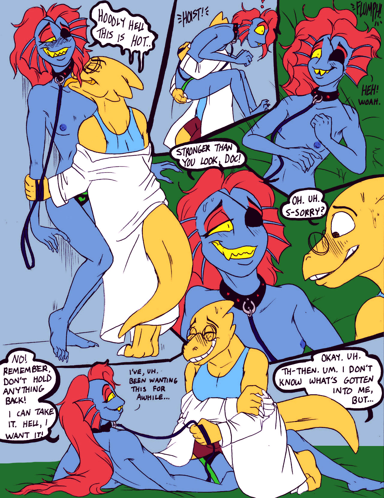 Role play 1 porn comic picture 7