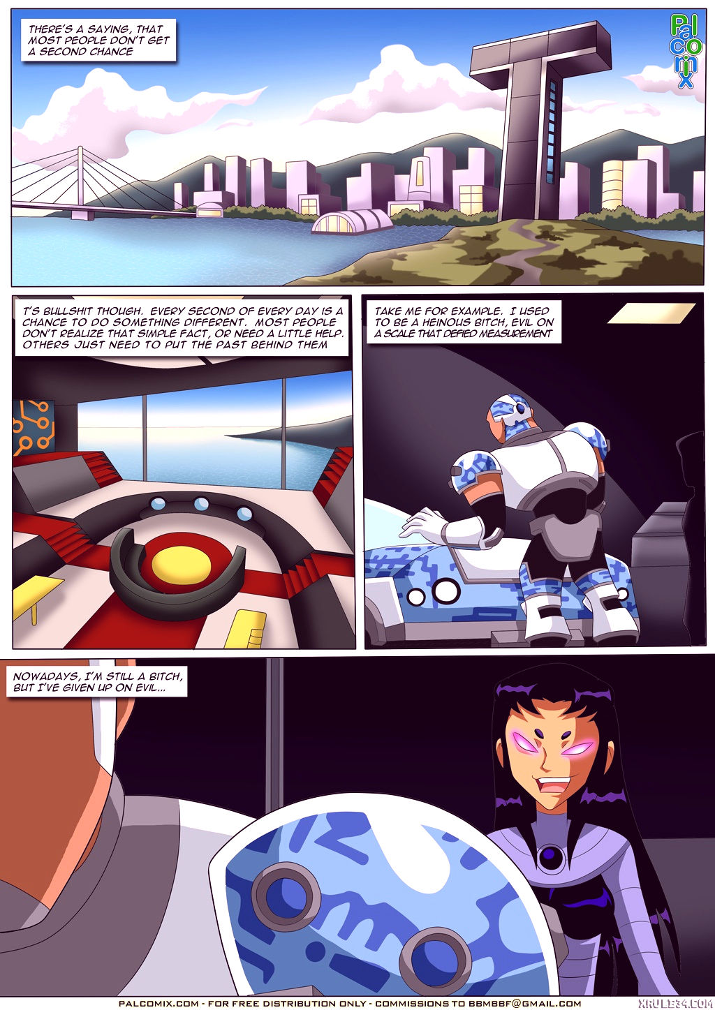 Second chance porn comic picture 2