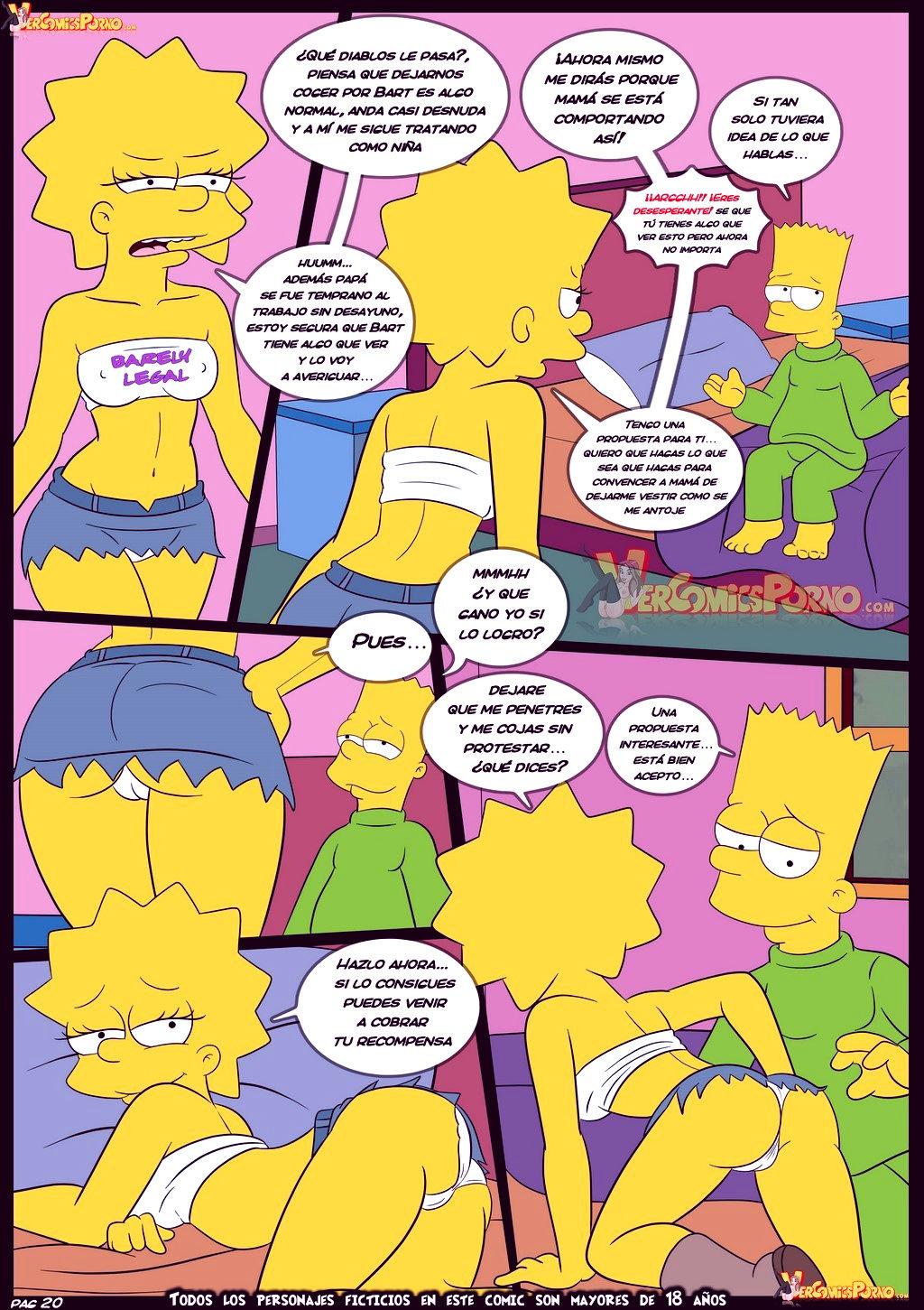 Simpsorama 2 porn comic picture 20