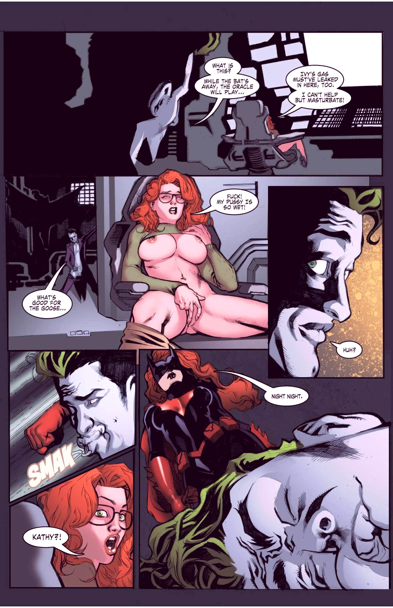 Superheroes after dark extreme porn comic picture 27