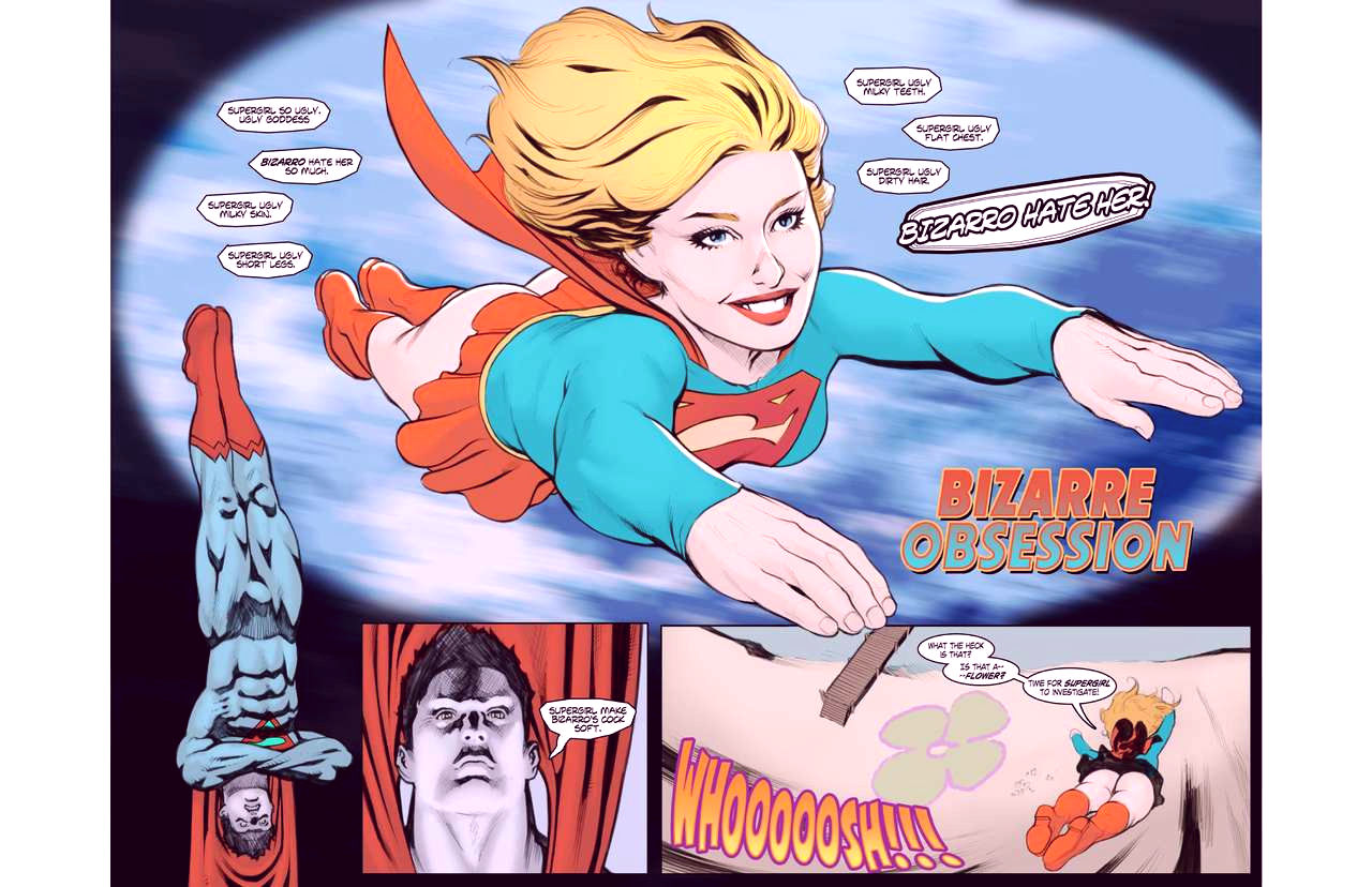 Superheroes after dark extreme porn comic picture 3