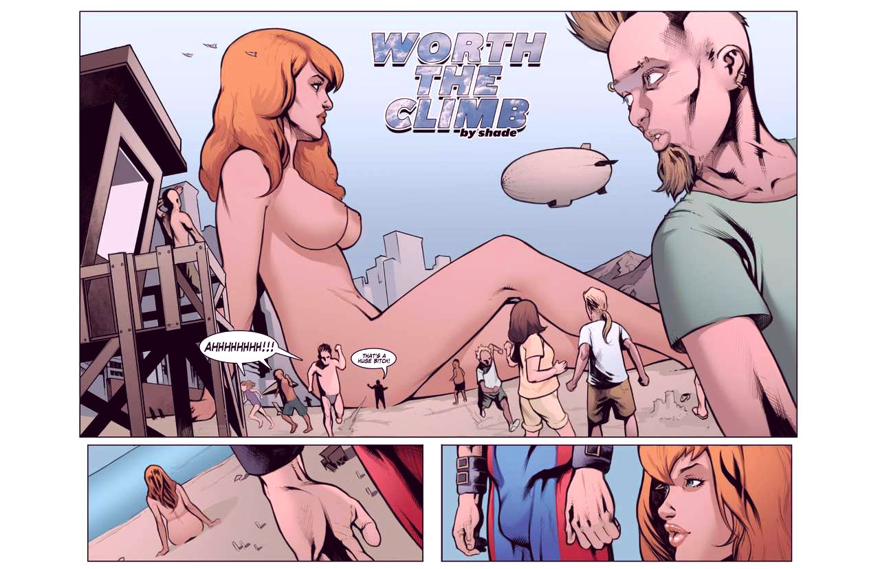 Superheroes after dark extreme porn comic picture 82