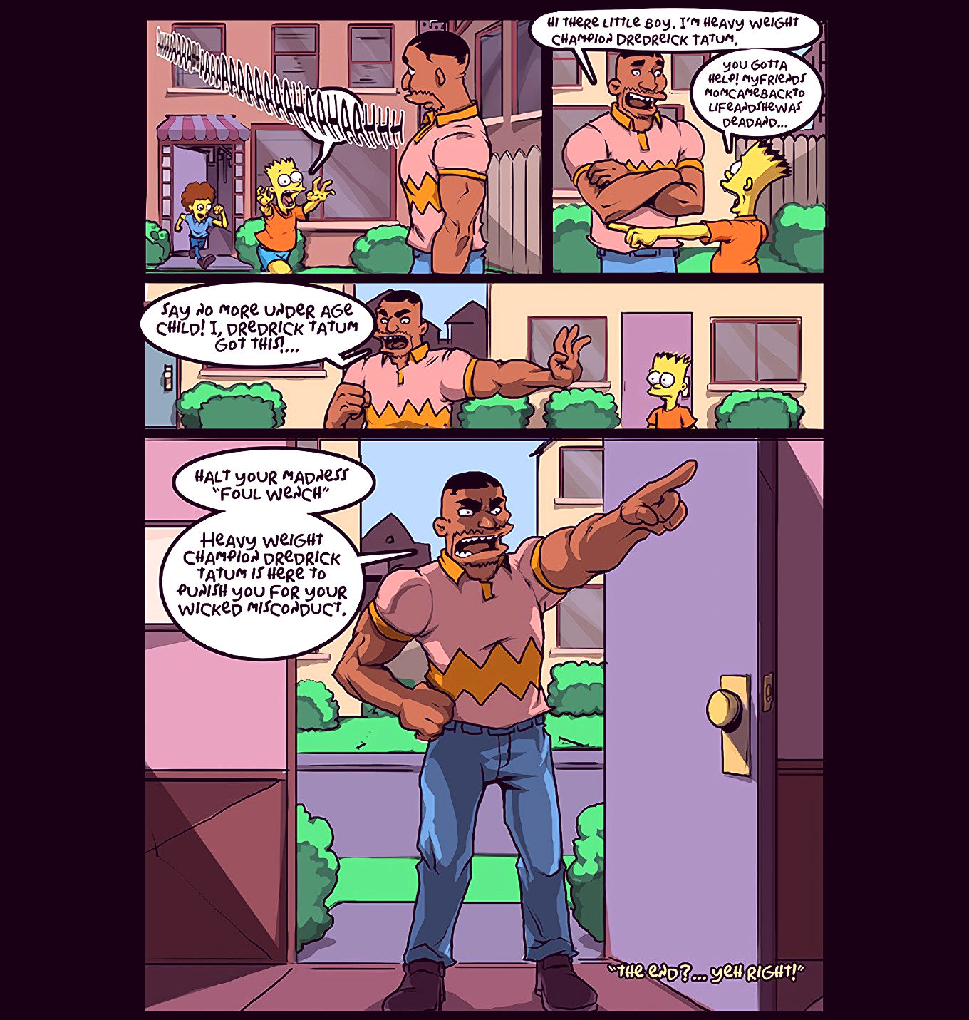 The neighbors porn comic picture 9