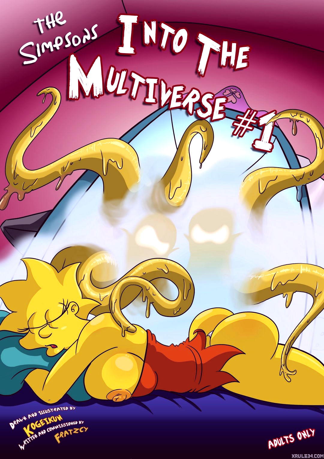 The simpsons into the multiverse porn comic picture 1