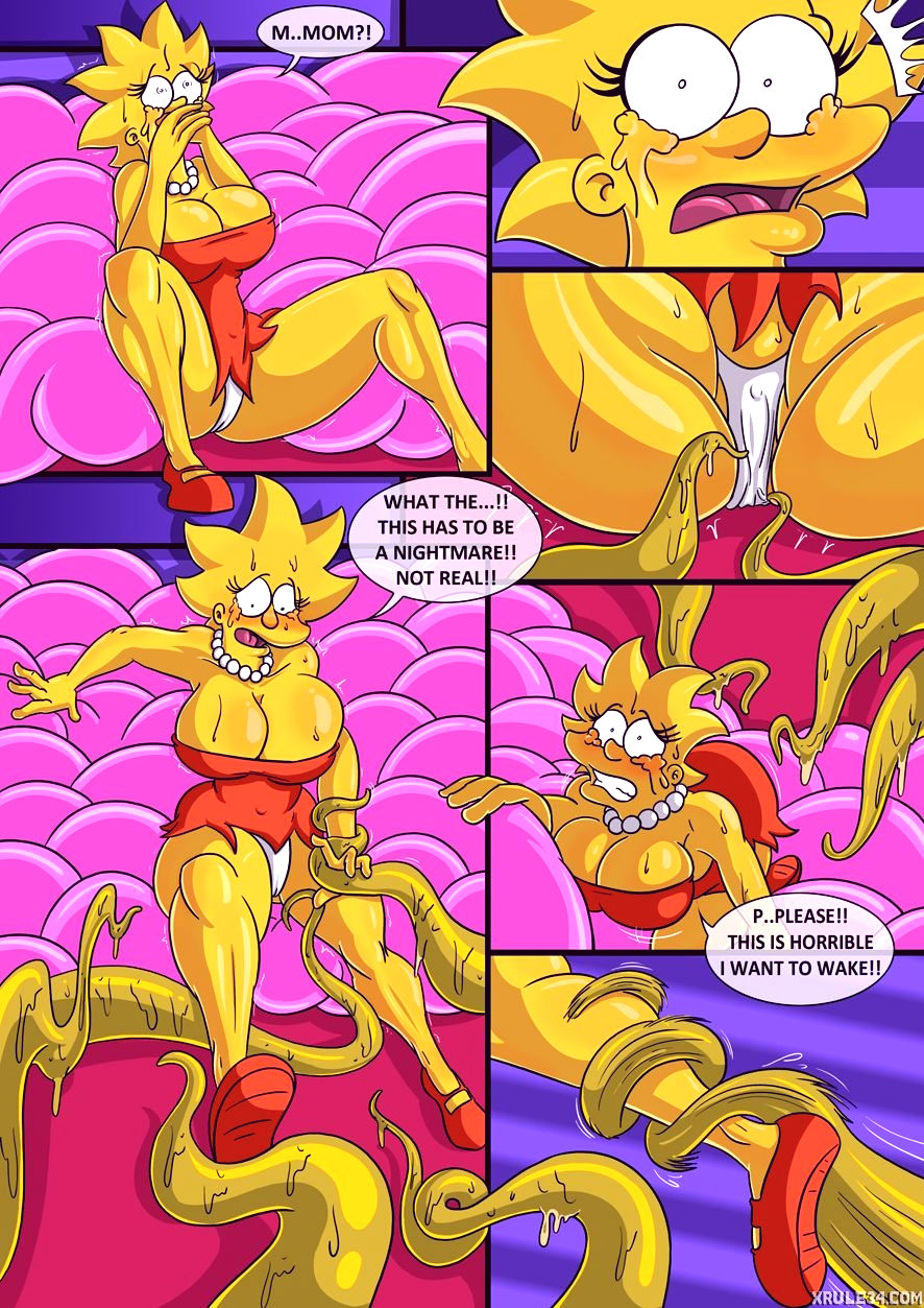 The simpsons into the multiverse porn comic picture 19
