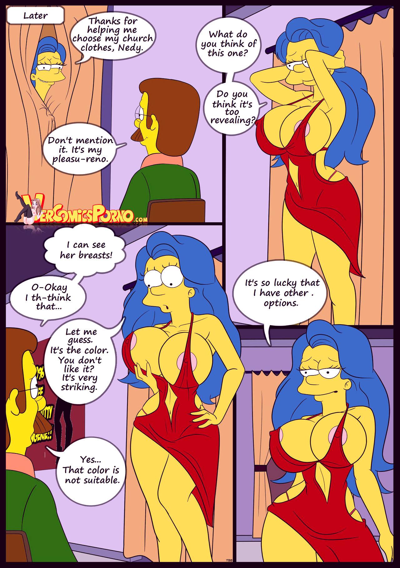 The contest 2 porn comic picture 15