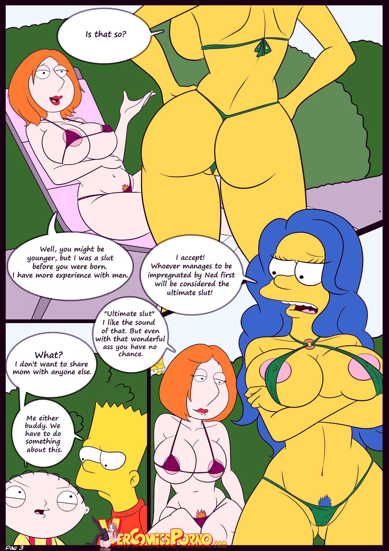 The contest 2 porn comic picture 4