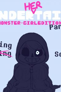 Under(her)tail Monster-GirlEdition 2