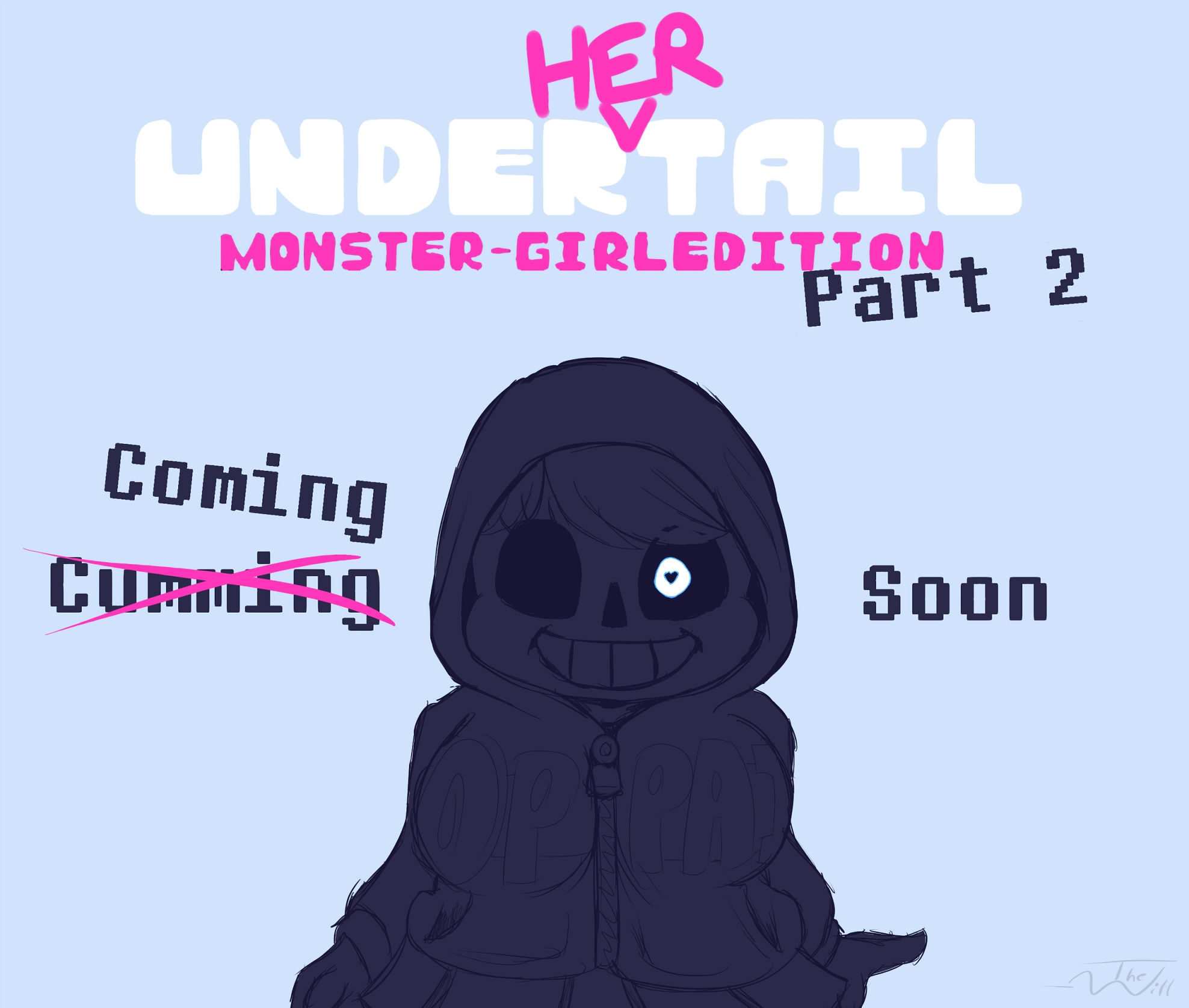 Underhertail monster girledition 2 porn comic picture 1