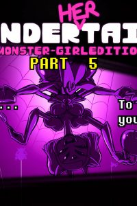 Under(her)tail Monster-GirlEdition 5