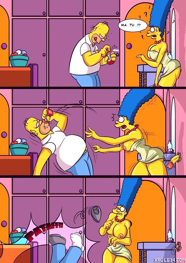 Valentine hole porn comic picture 7