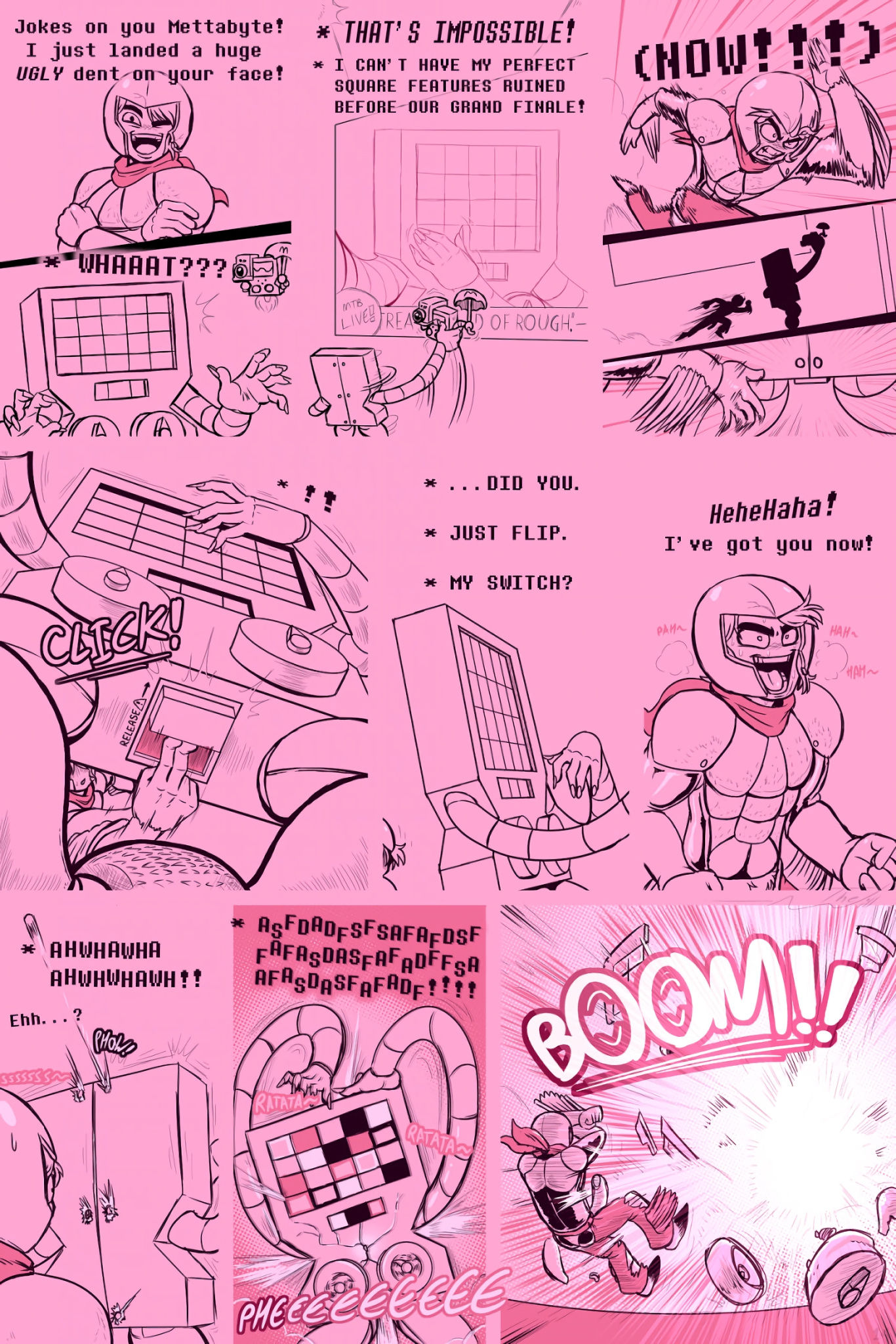 Underhertail monster girledition 6 porn comic picture 15