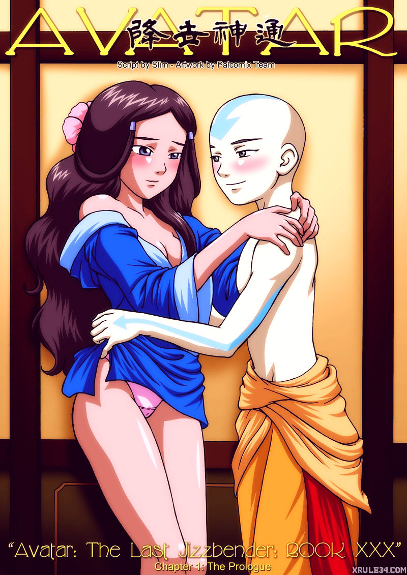 Avatar the last jizzbender book xxx porn comic picture 1