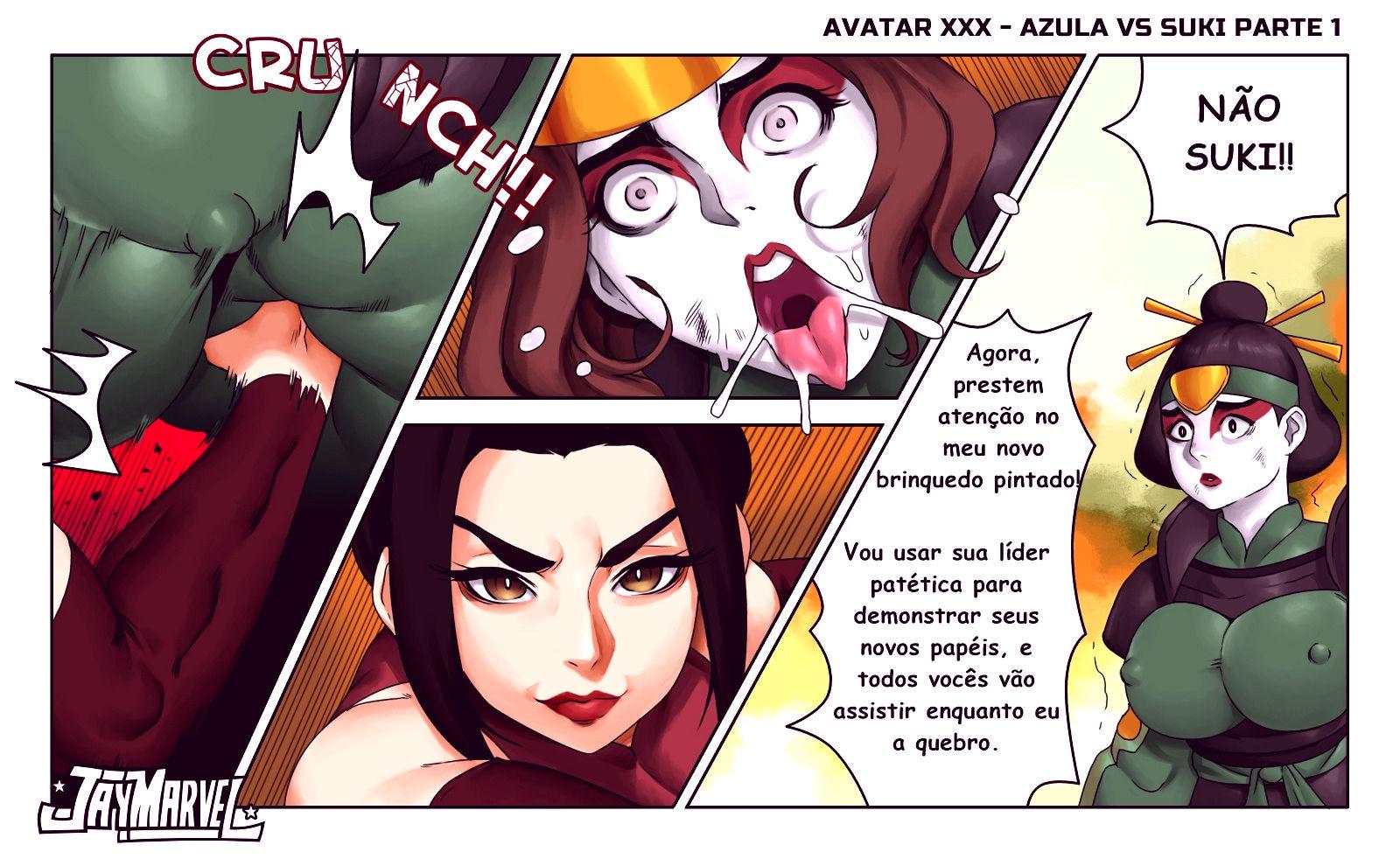Avatar xxx porn comic picture 1