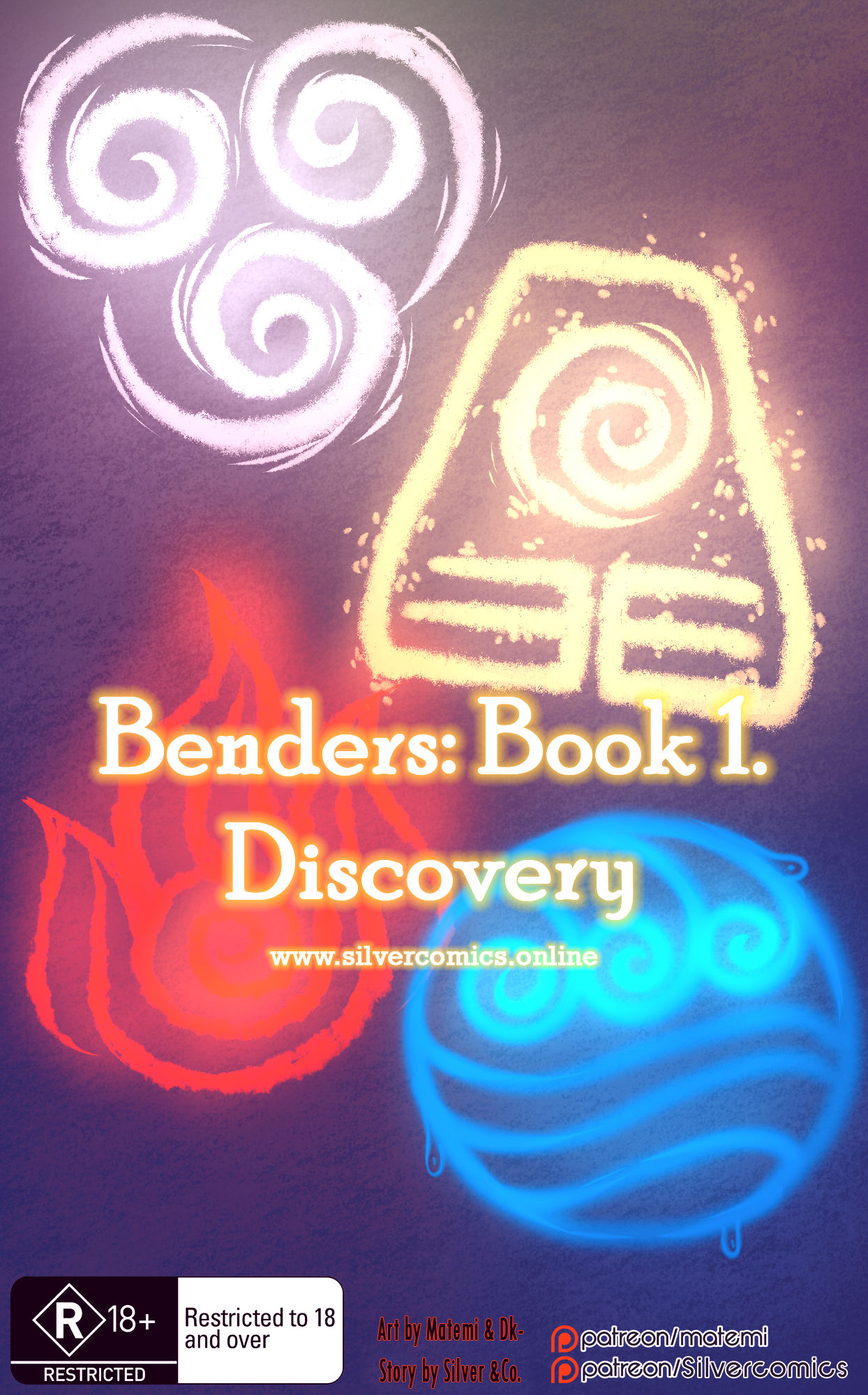 Benders book 1 discovery porn comic picture 1
