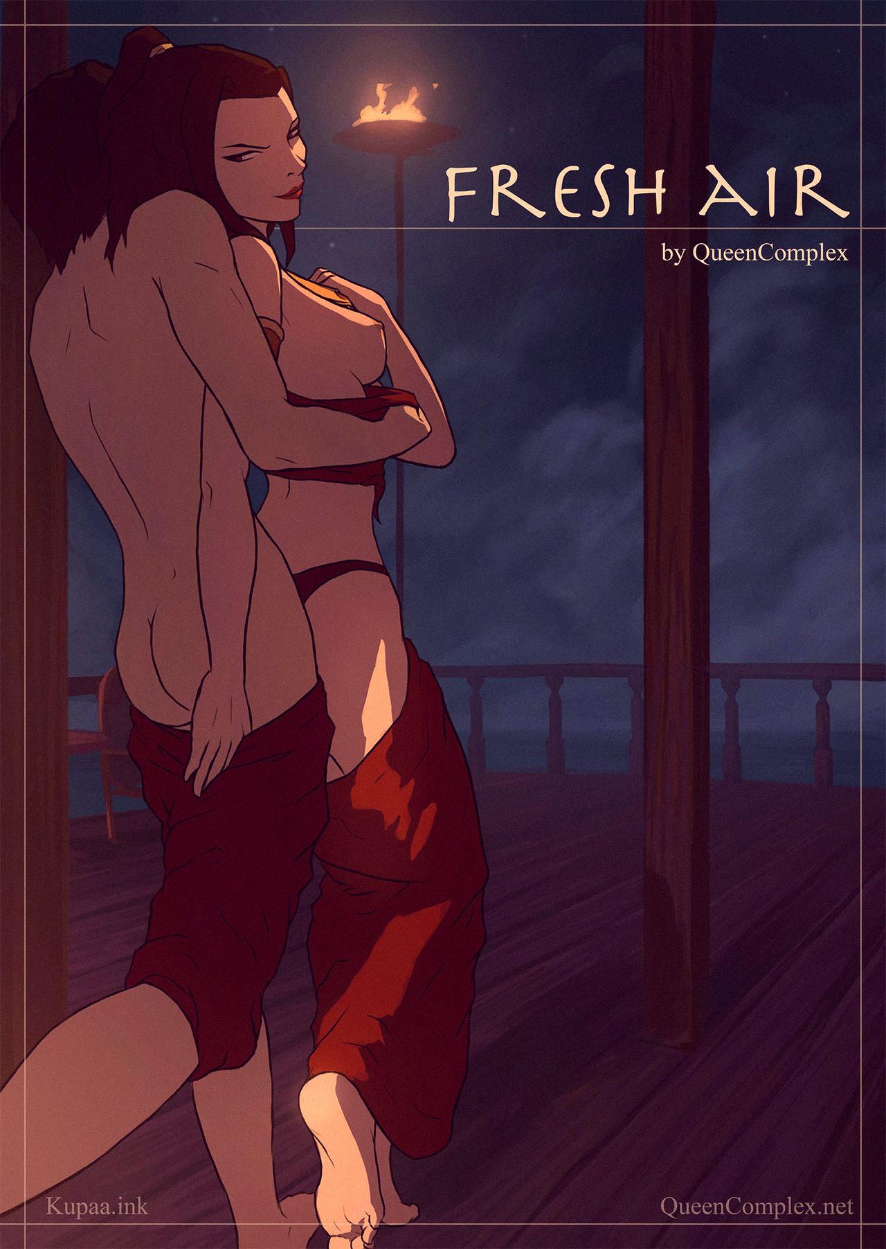 Fresh air porn comic picture 1