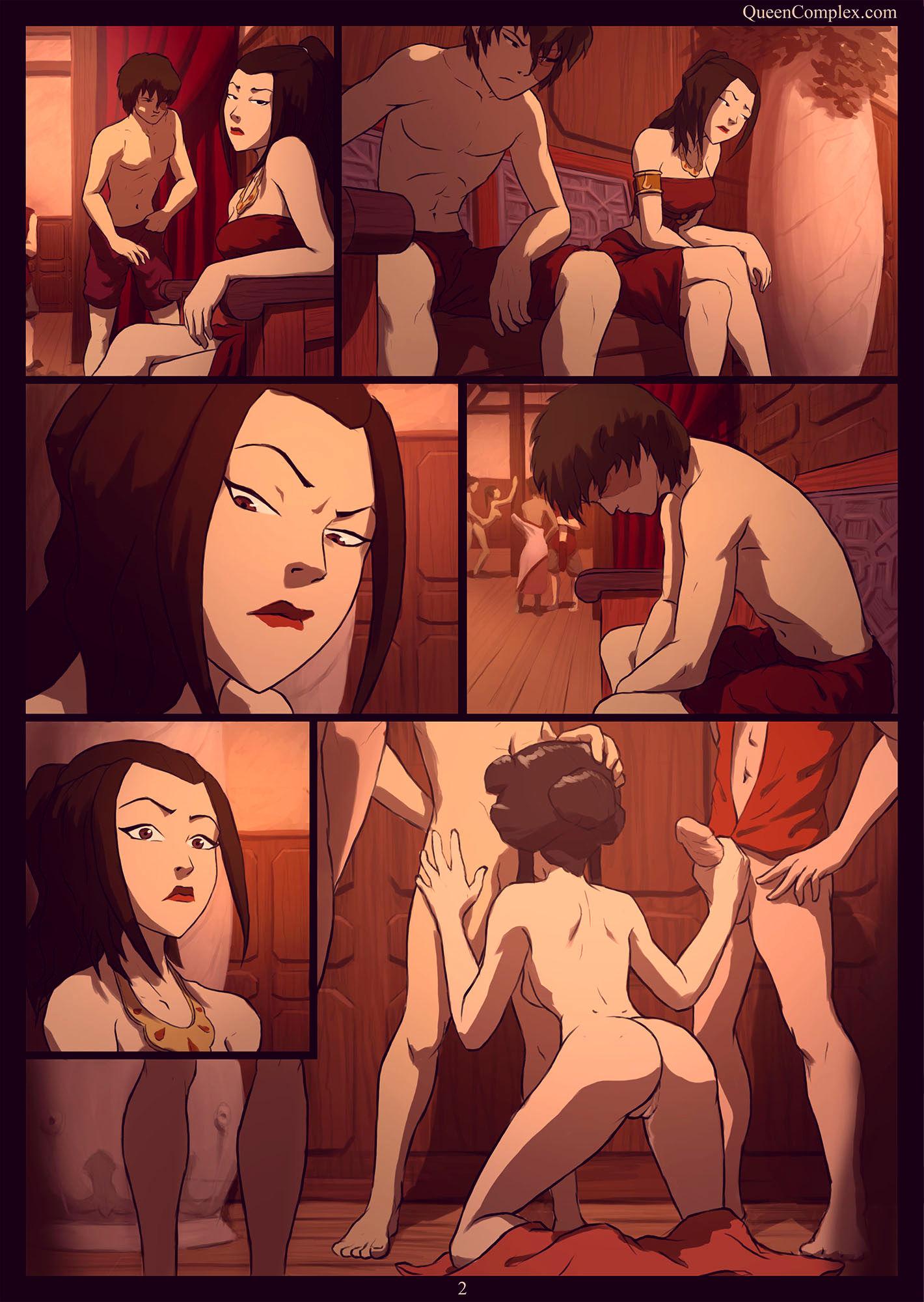 Fresh air porn comic picture 3