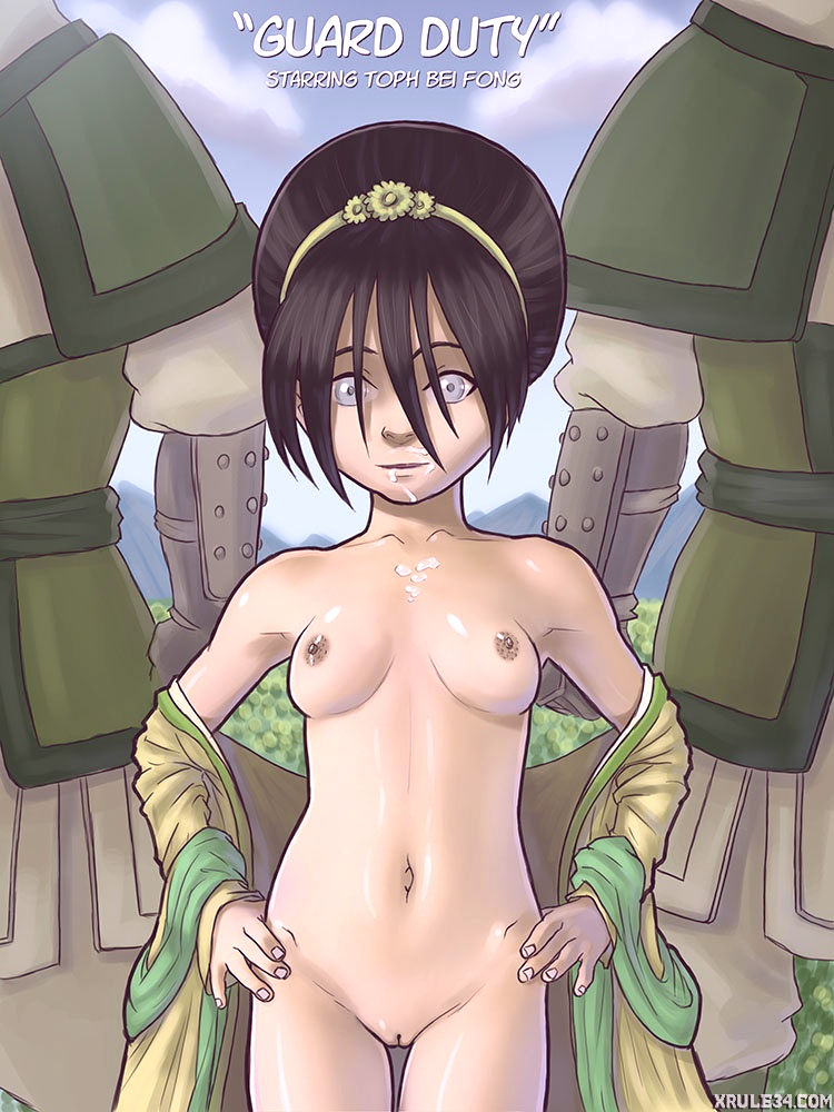 Guard duty starring toph bei fong porn comic picture 1