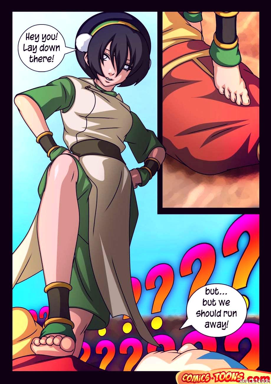 Magic rape 2 porn comic picture 1
