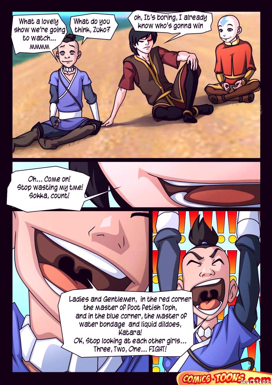 Magic rape porn comic picture 2