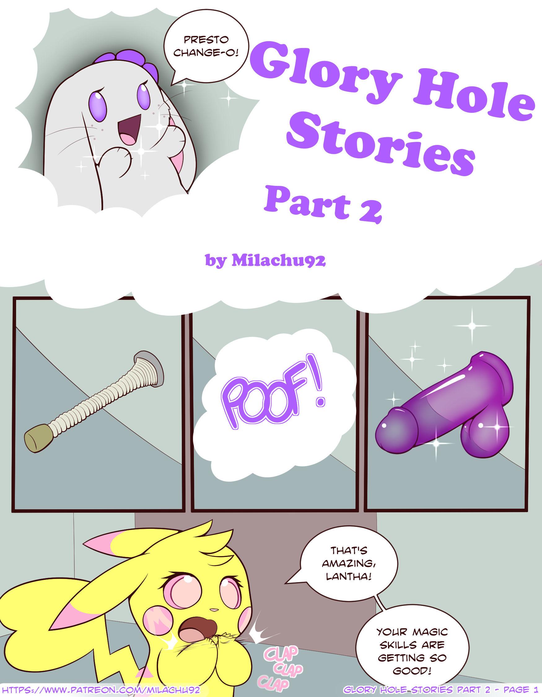 Glory hole stories 2 hentai manga picture 1