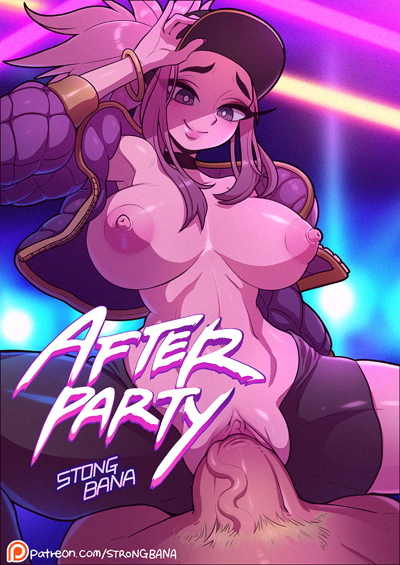 After party strong bana porn comic picture 1