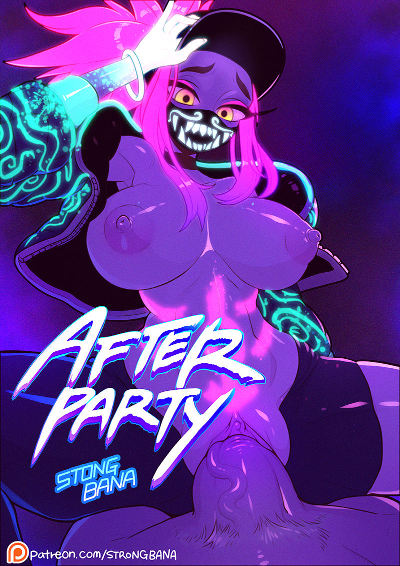 After party strong bana porn comic picture 2