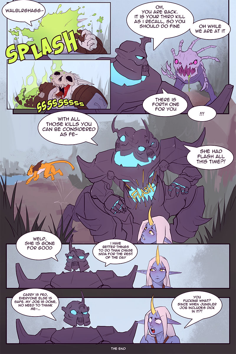 Feeding the carry porn comic picture 12