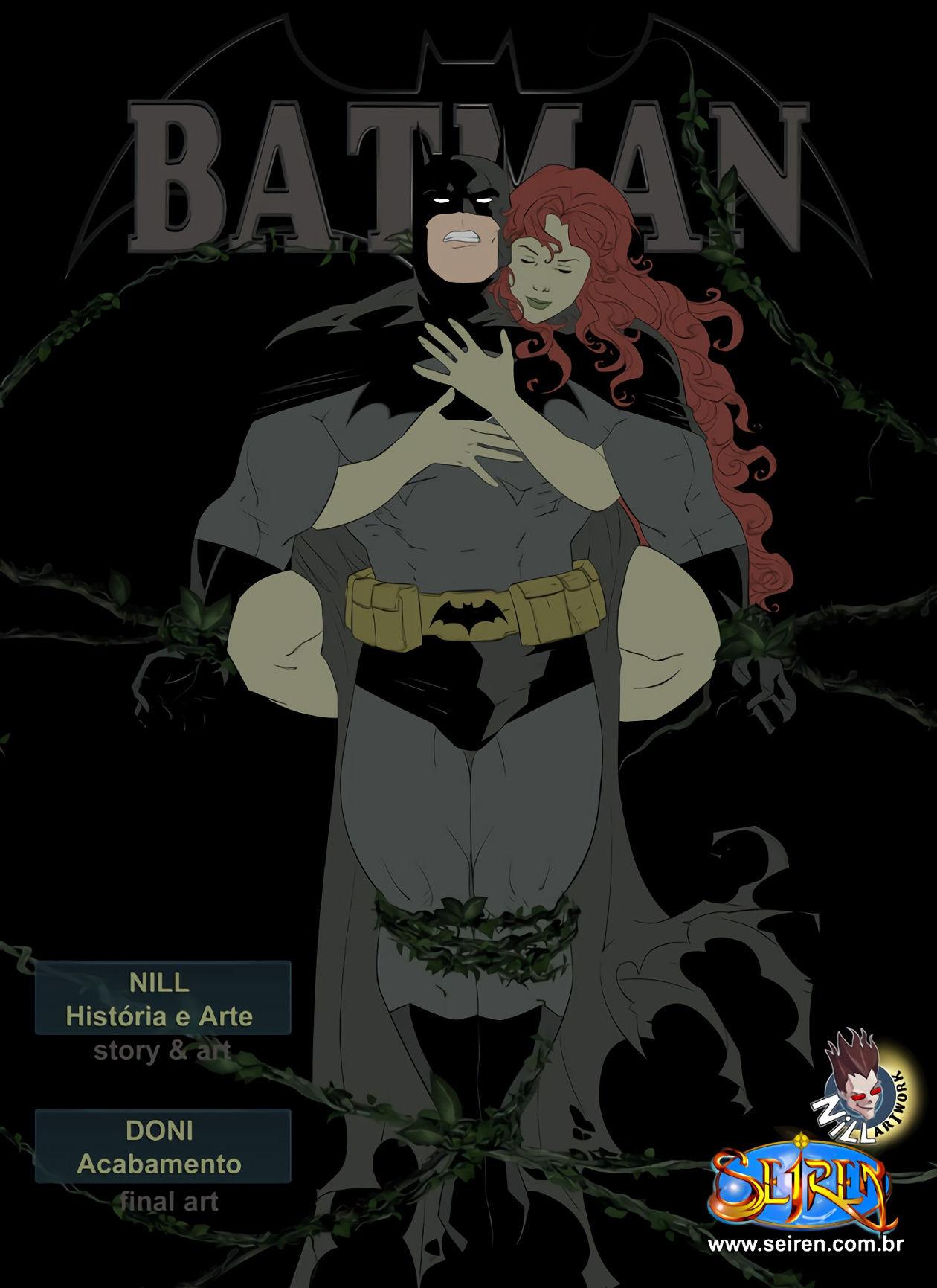 Batman porn comic picture 1