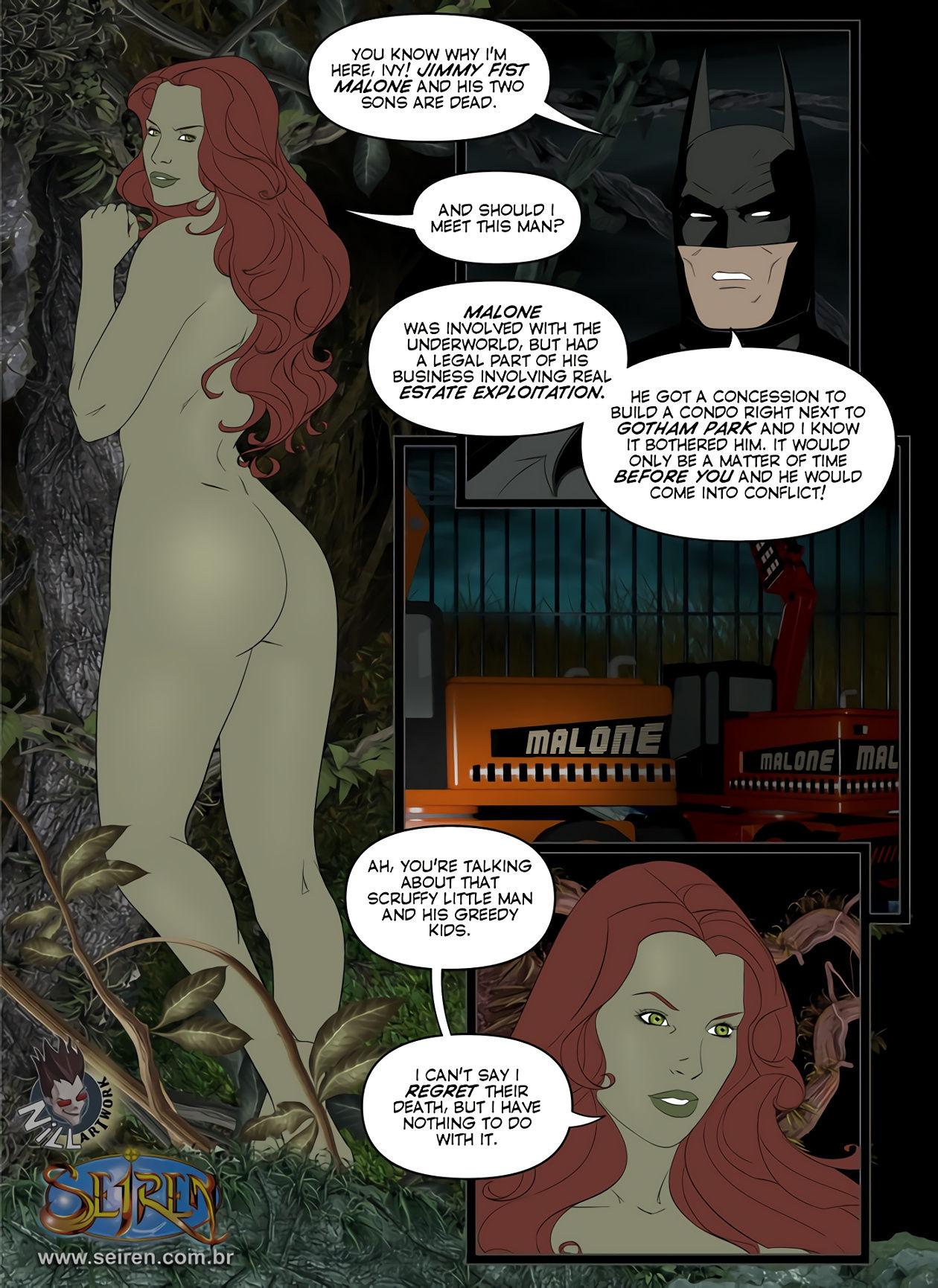 Batman porn comic picture 10