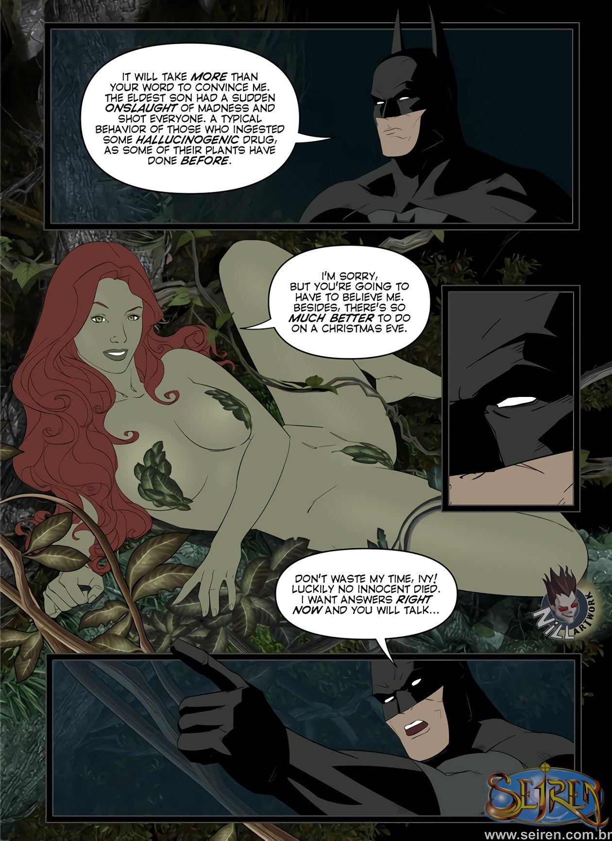 Batman porn comic picture 11