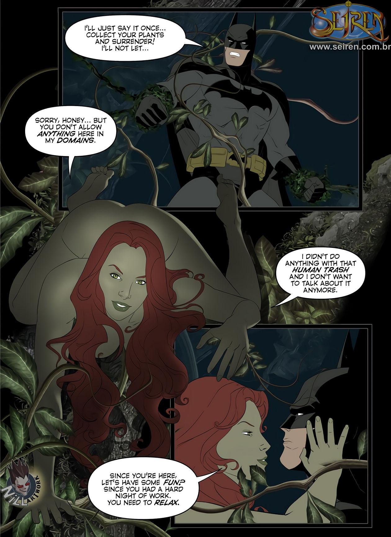 Batman porn comic picture 13