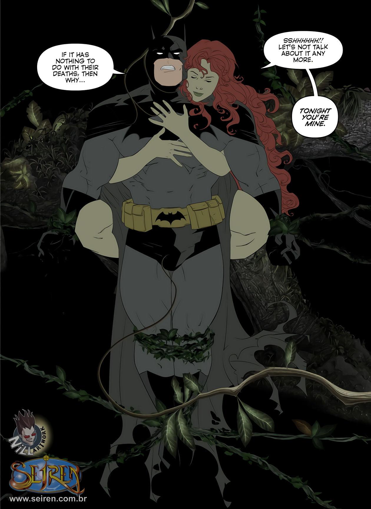 Batman porn comic picture 14