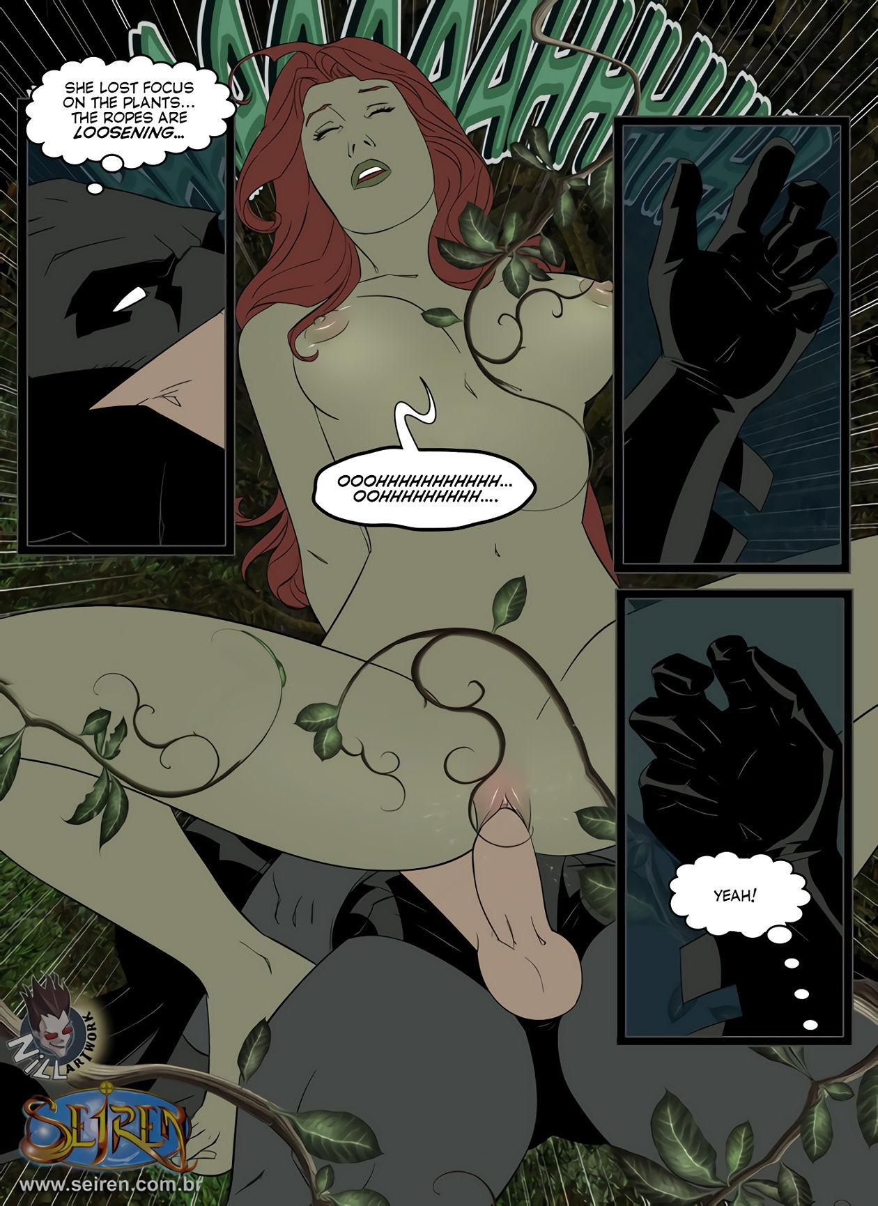 Batman porn comic picture 23