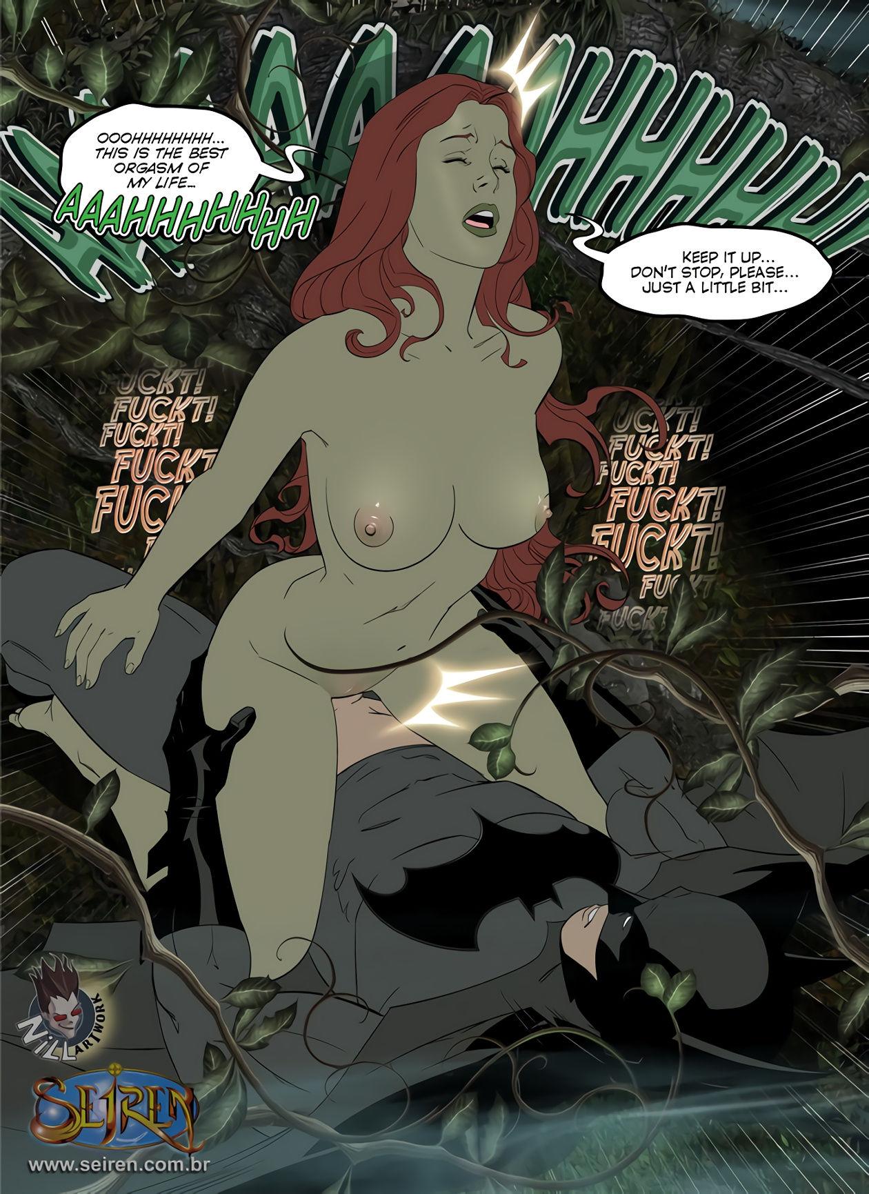 Batman porn comic picture 26