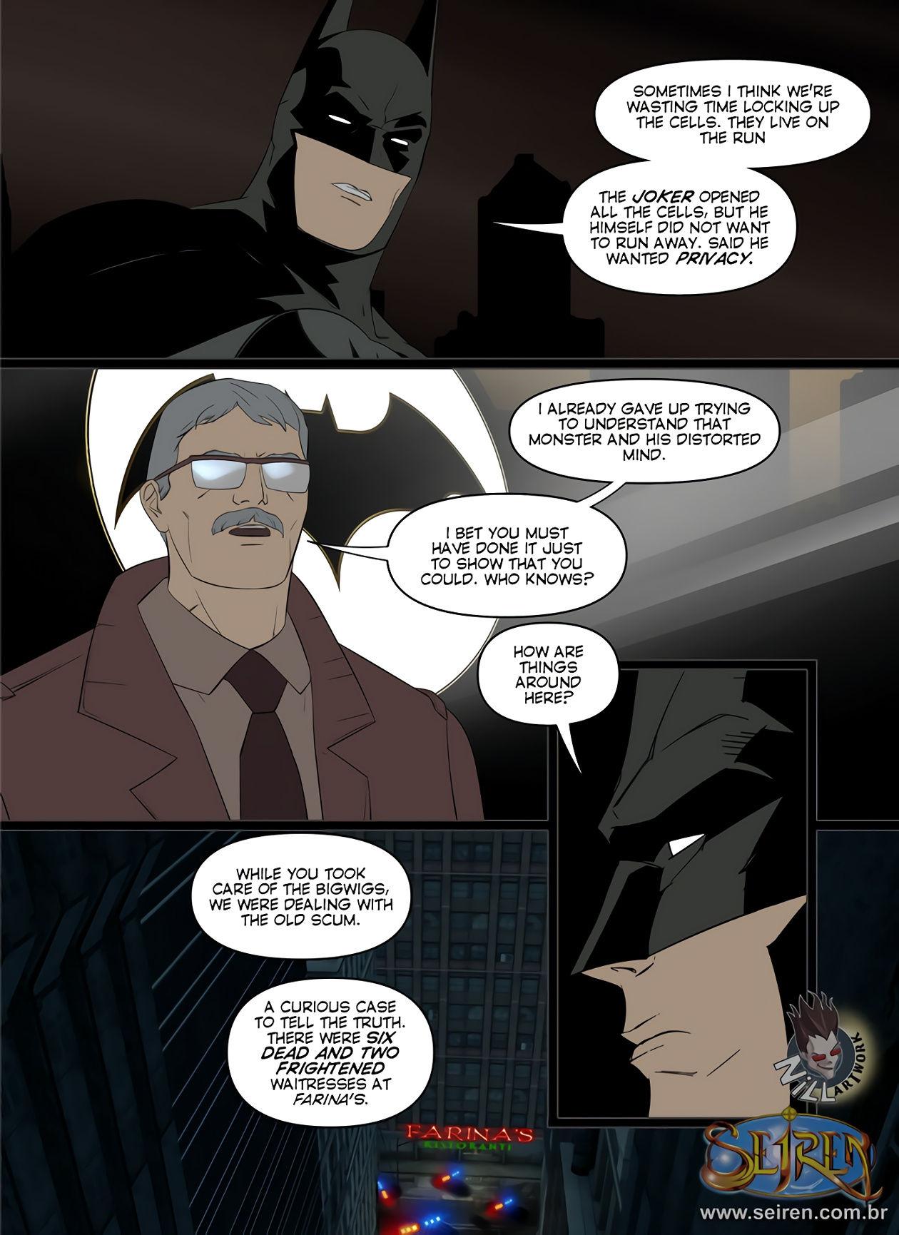 Batman porn comic picture 3