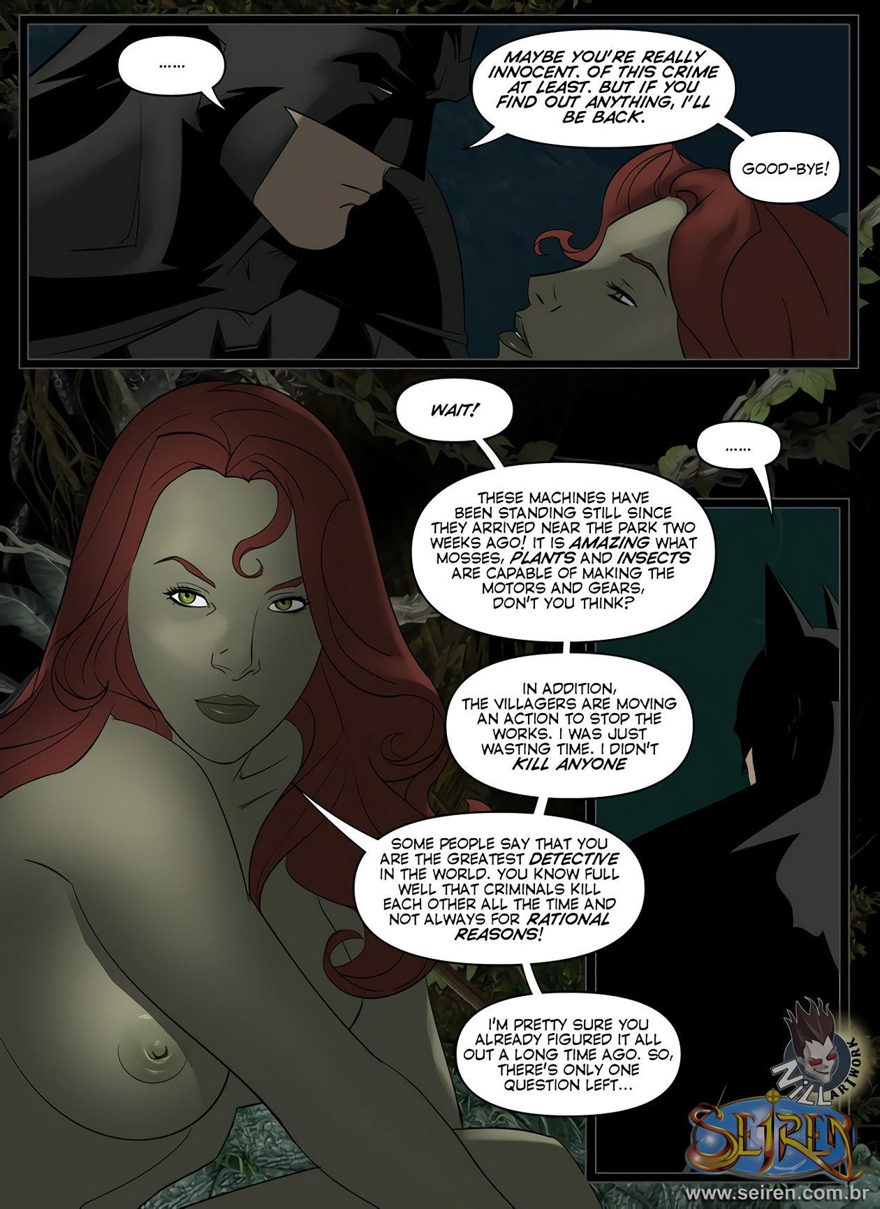 Batman porn comic picture 30