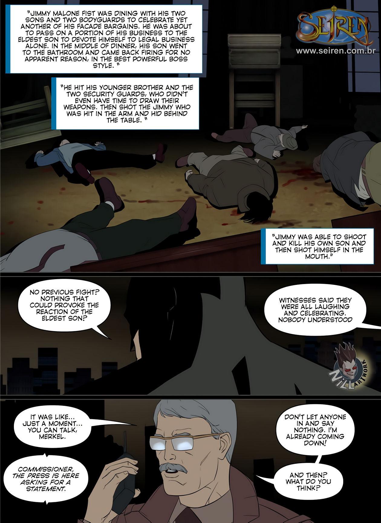 Batman porn comic picture 4