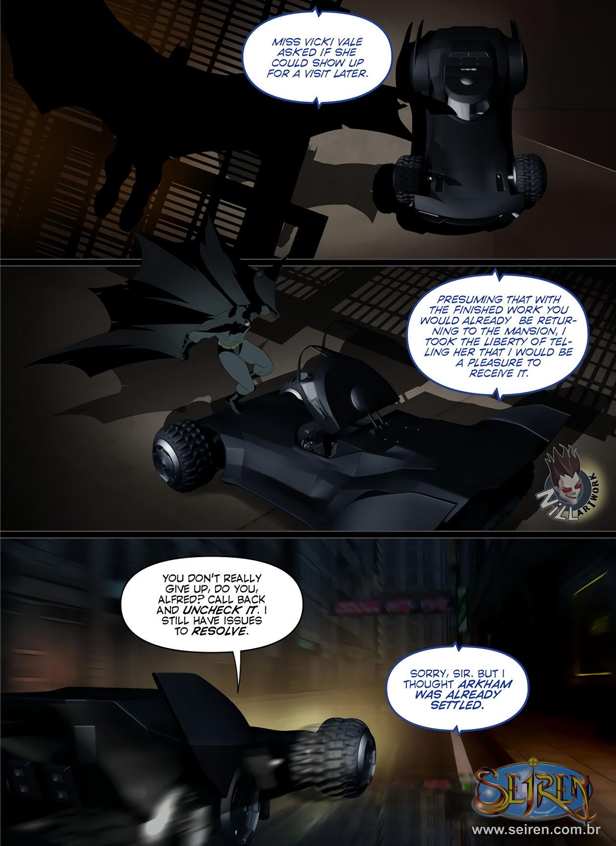 Batman porn comic picture 6
