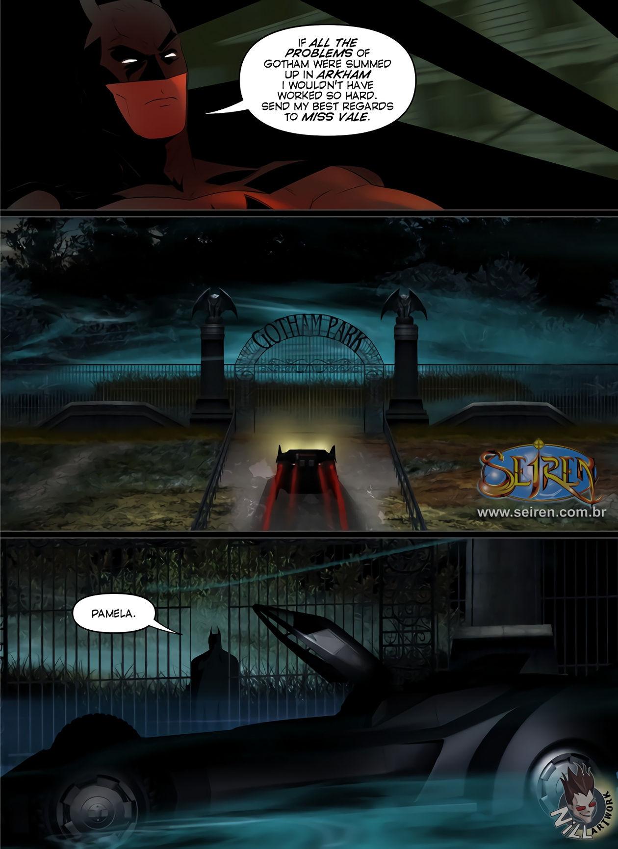 Batman porn comic picture 7
