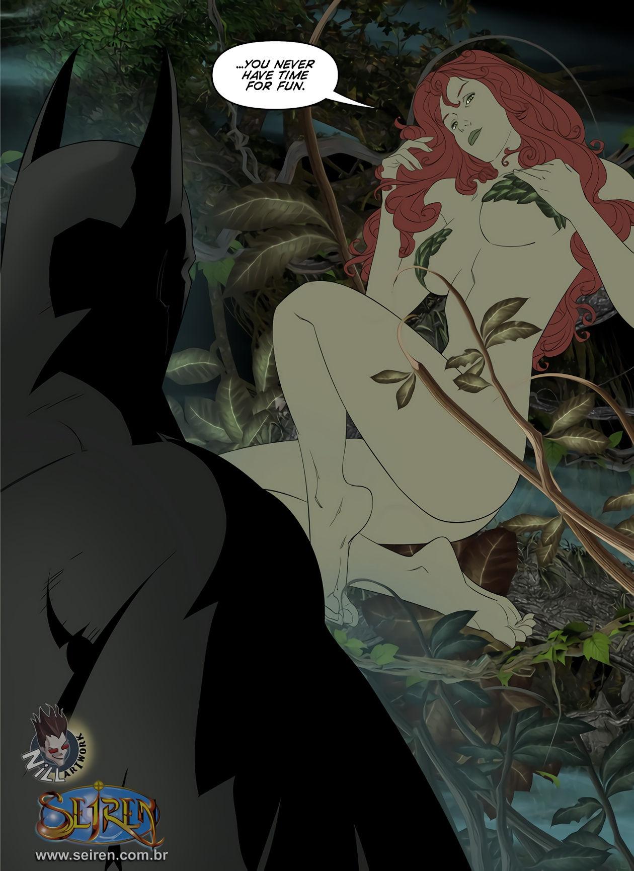 Batman porn comic picture 9