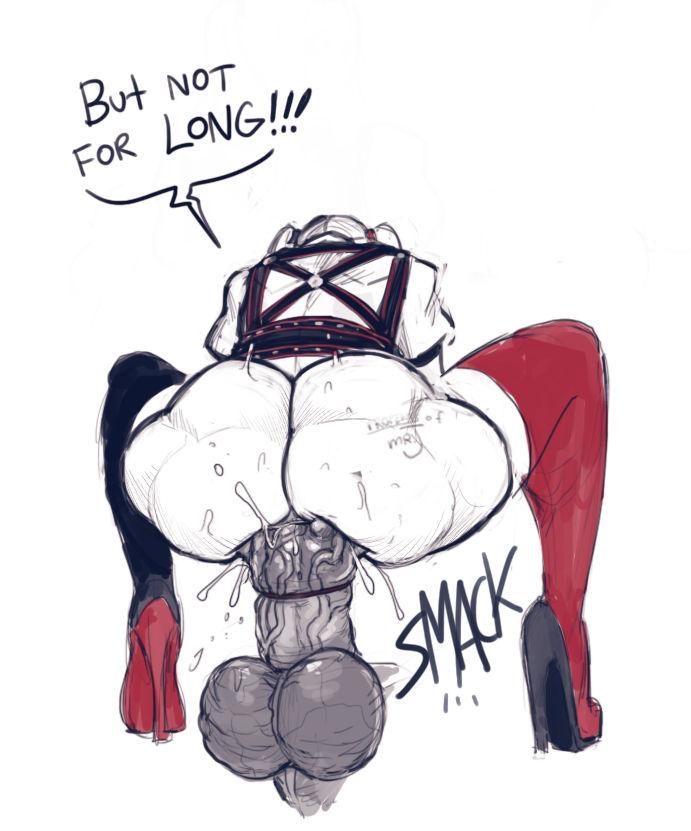 Harley quinn superslut porn comic picture 74