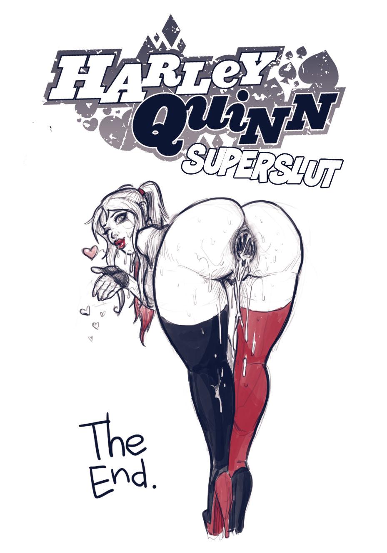 Harley quinn superslut porn comic picture 97