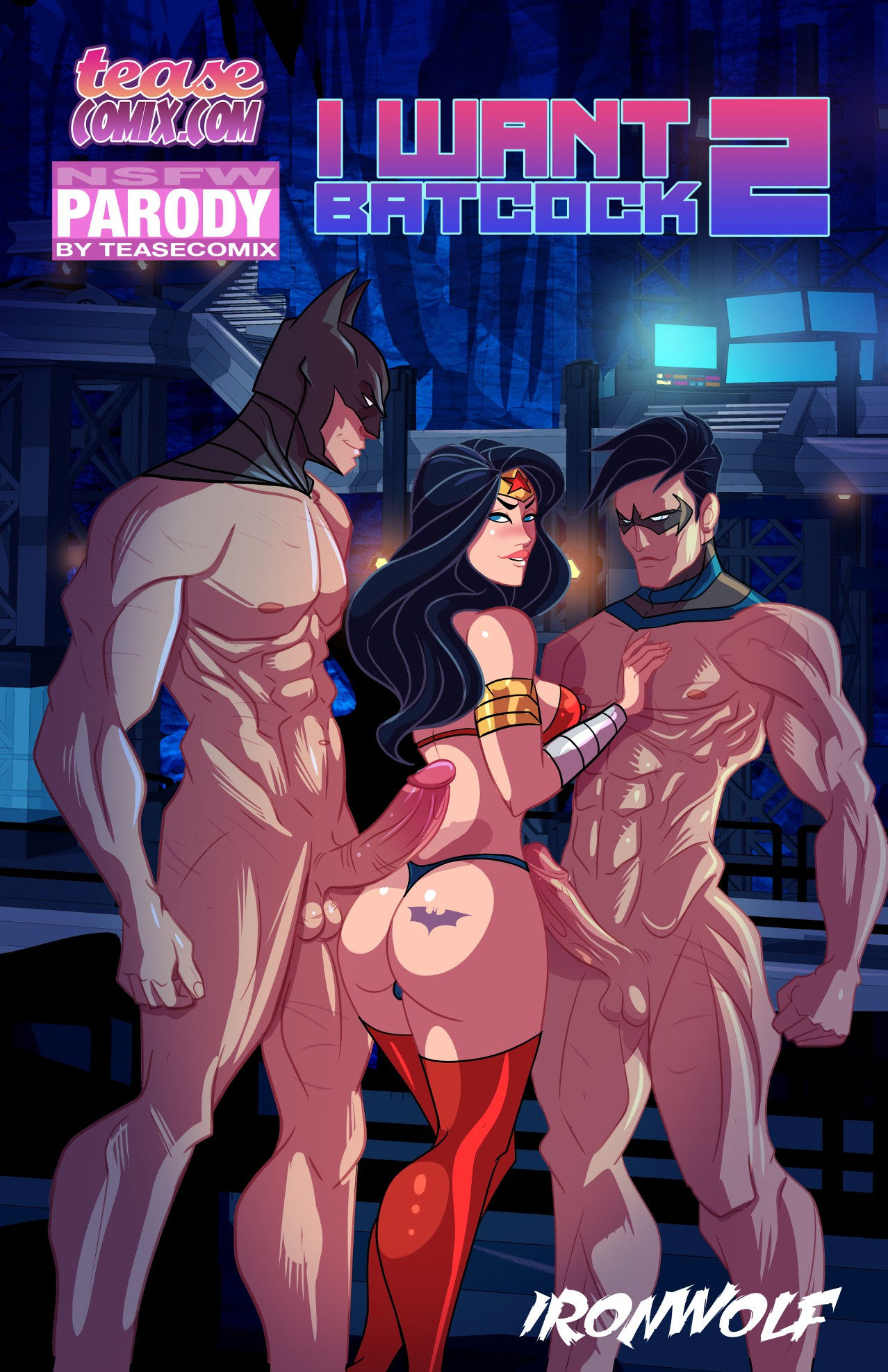 I want batcock 2 porn comic picture 1